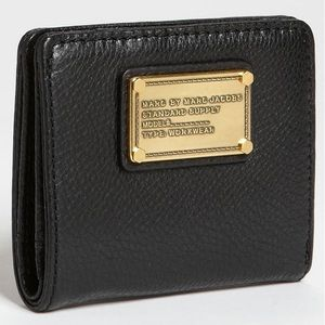 Marc By Marc Jacobs Classic Q Bifold Wallet